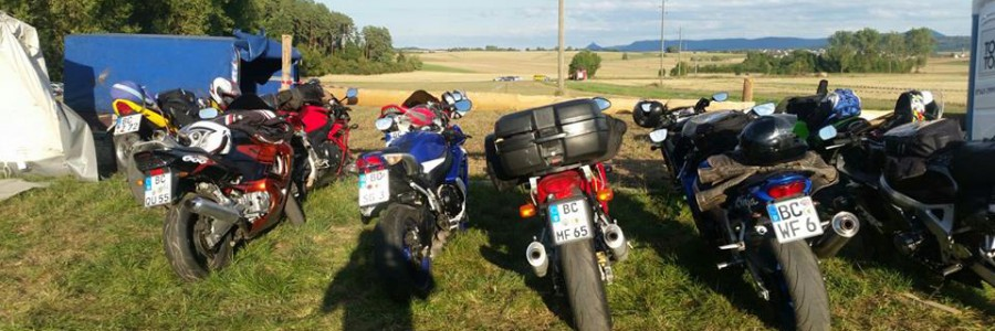 Motorradtreffen Gruol 2015
